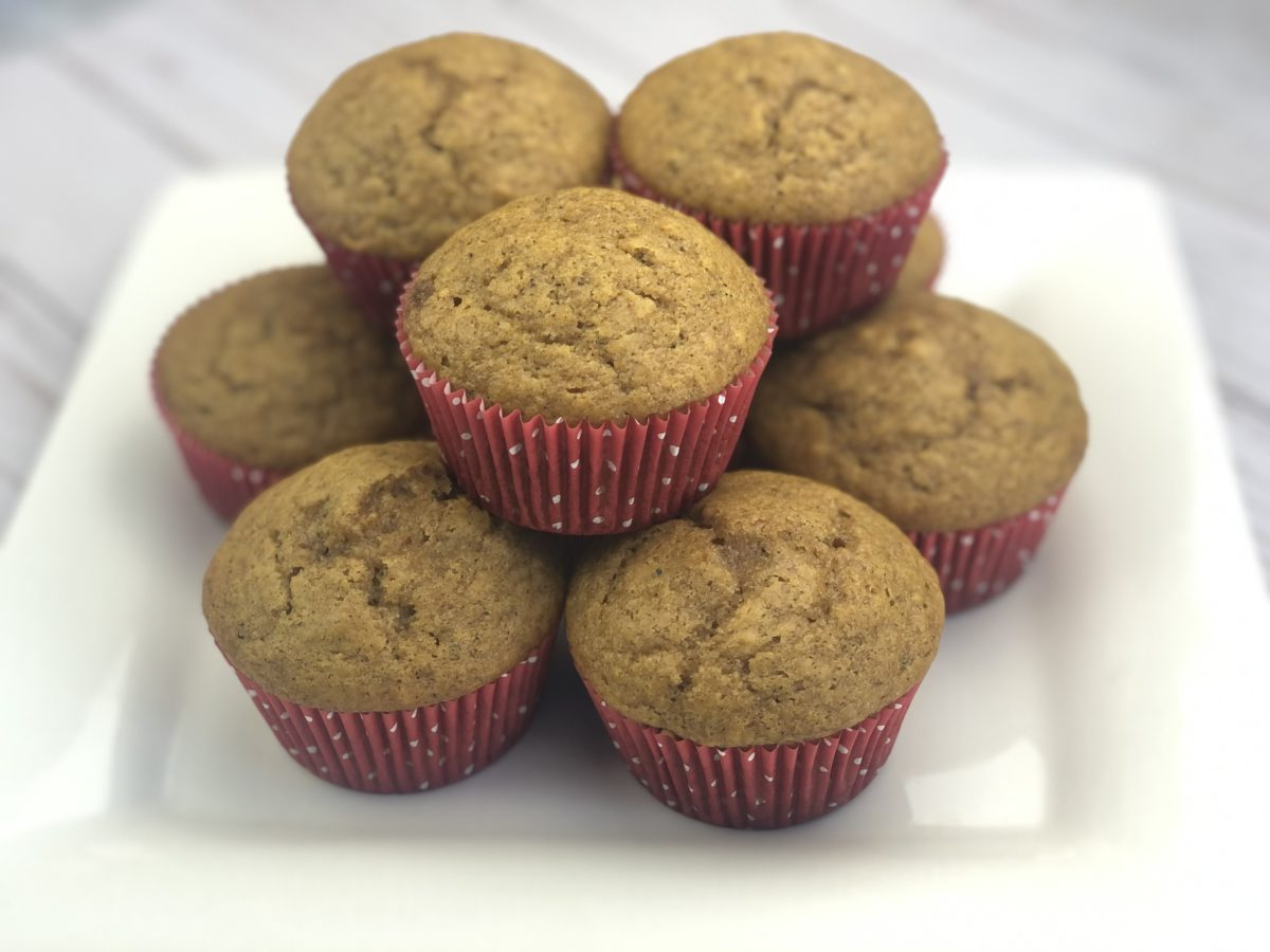 Perfect Pumpkin Muffins