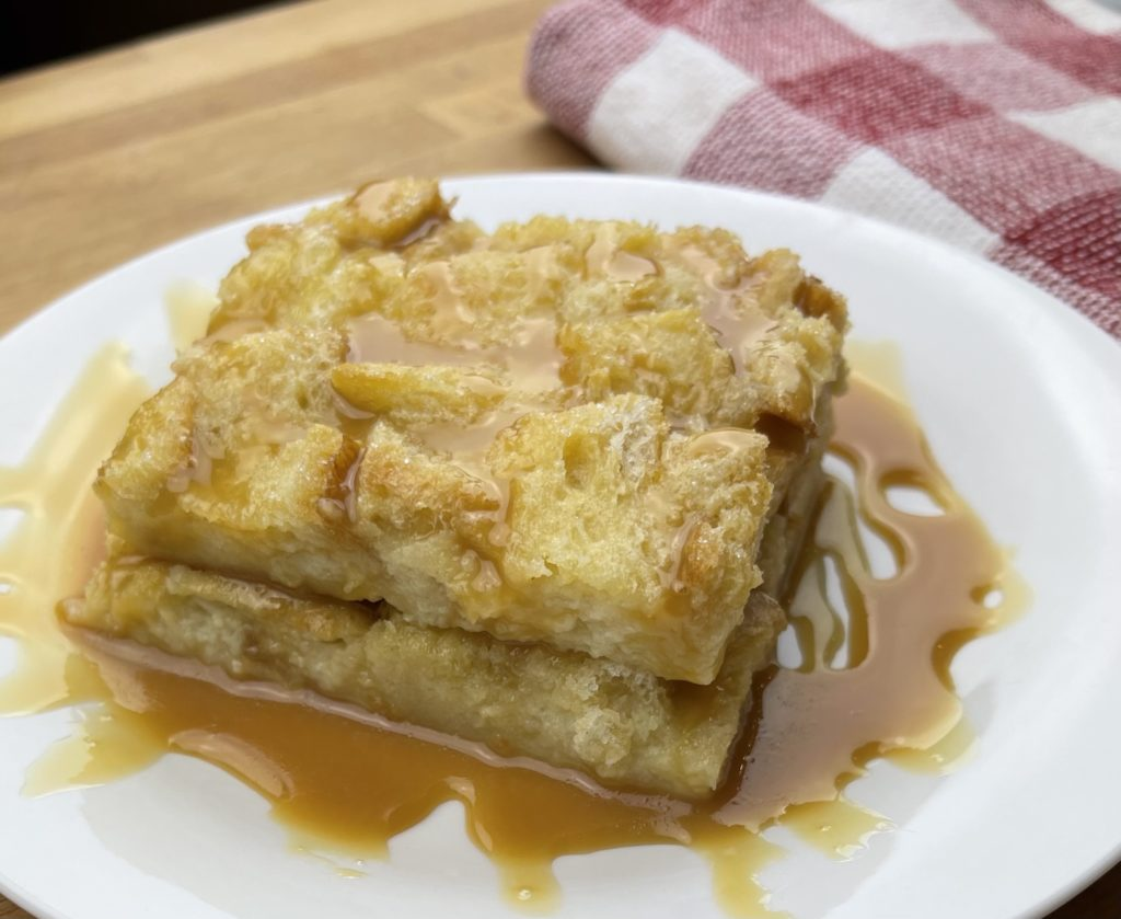 Easy Bread Pudding Everyone Loves
