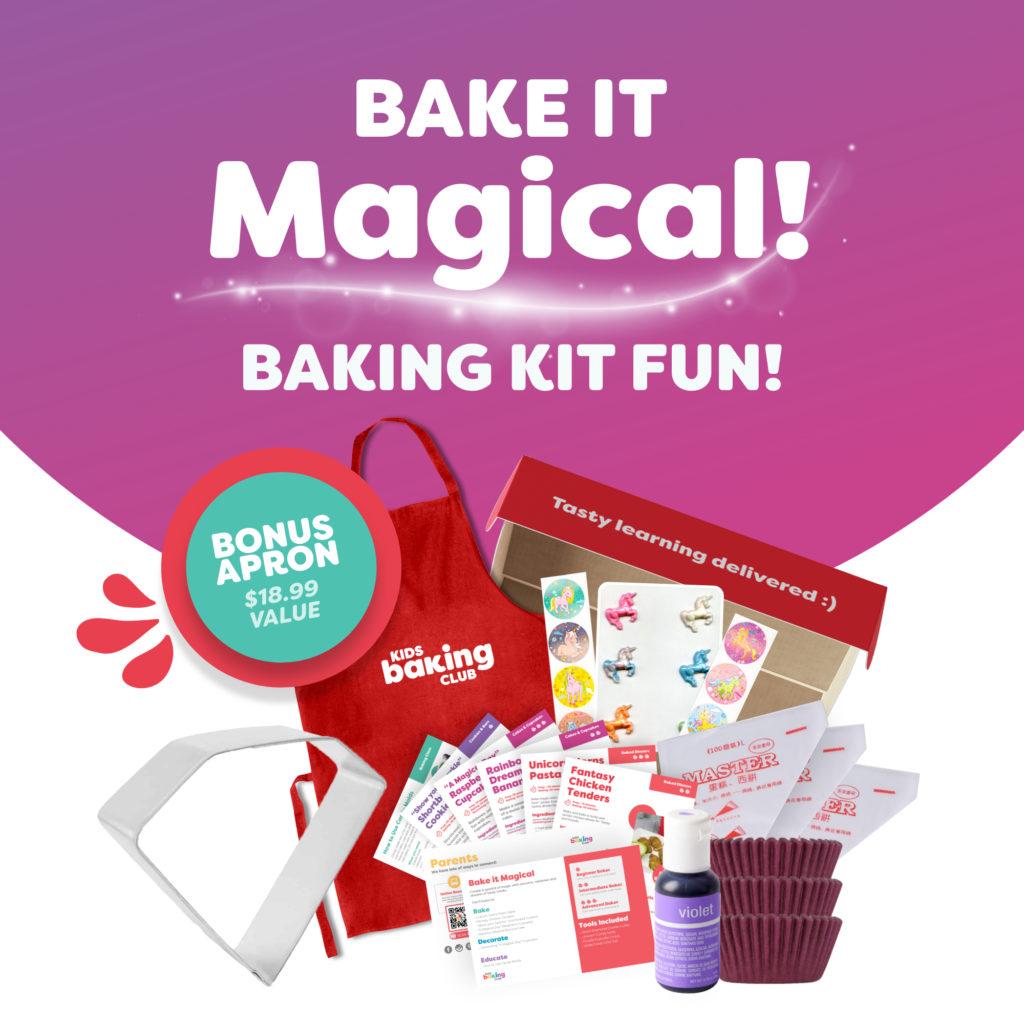 Baking it Magical