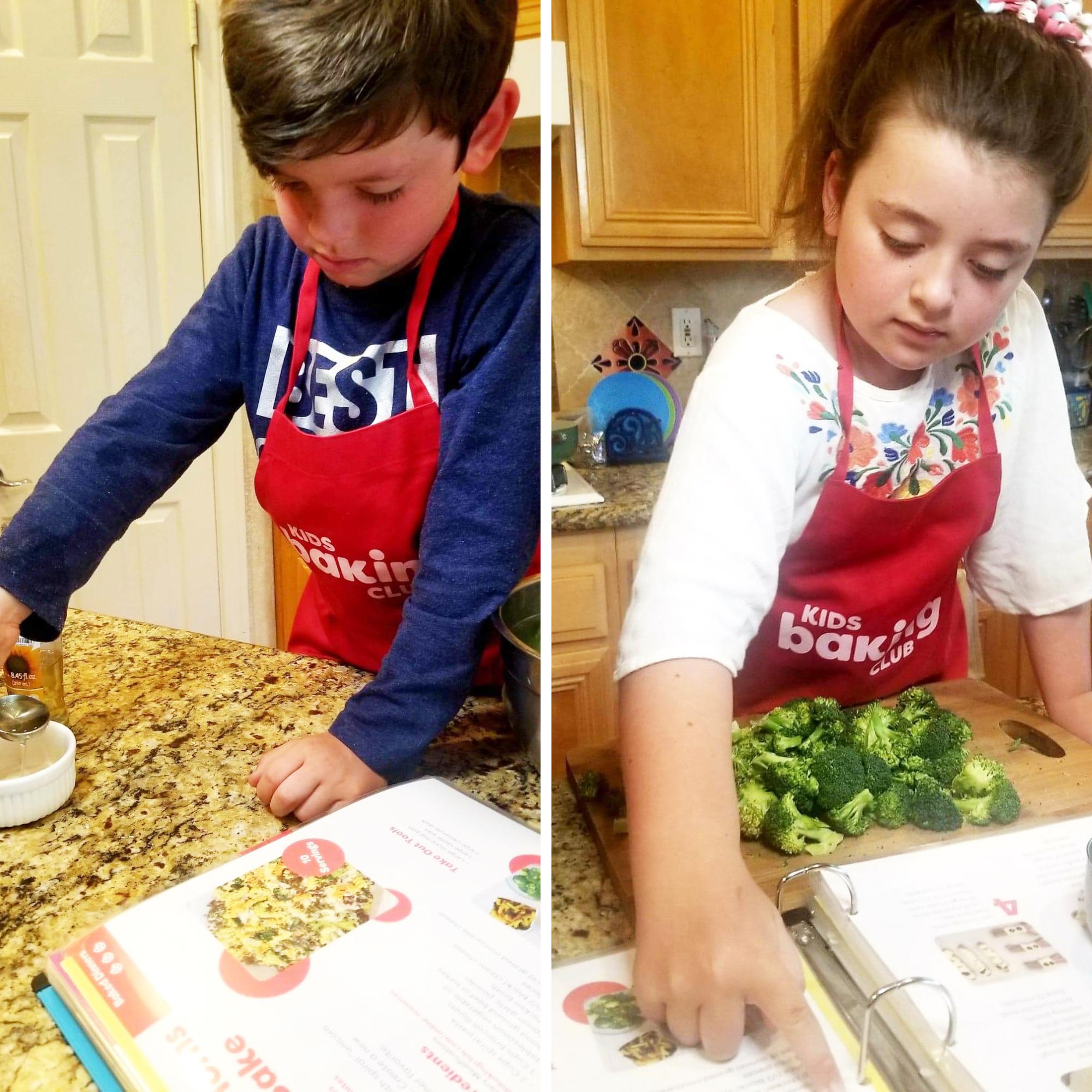 Kids baking club - easy baking recipes for kids