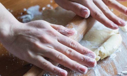 Making the Perfect Pizza Crust